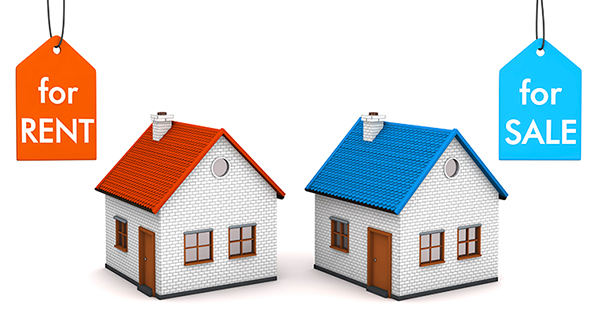 buying a home is 35  less expensive than renting